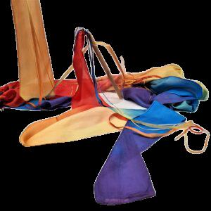 Regenboogzijden-speellint