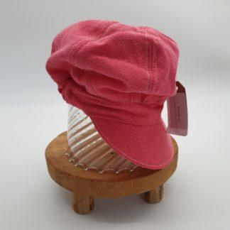 WarmRood, zijde baggy pet (